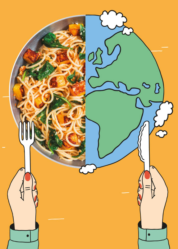 Sustainable Eating in South Deerfield