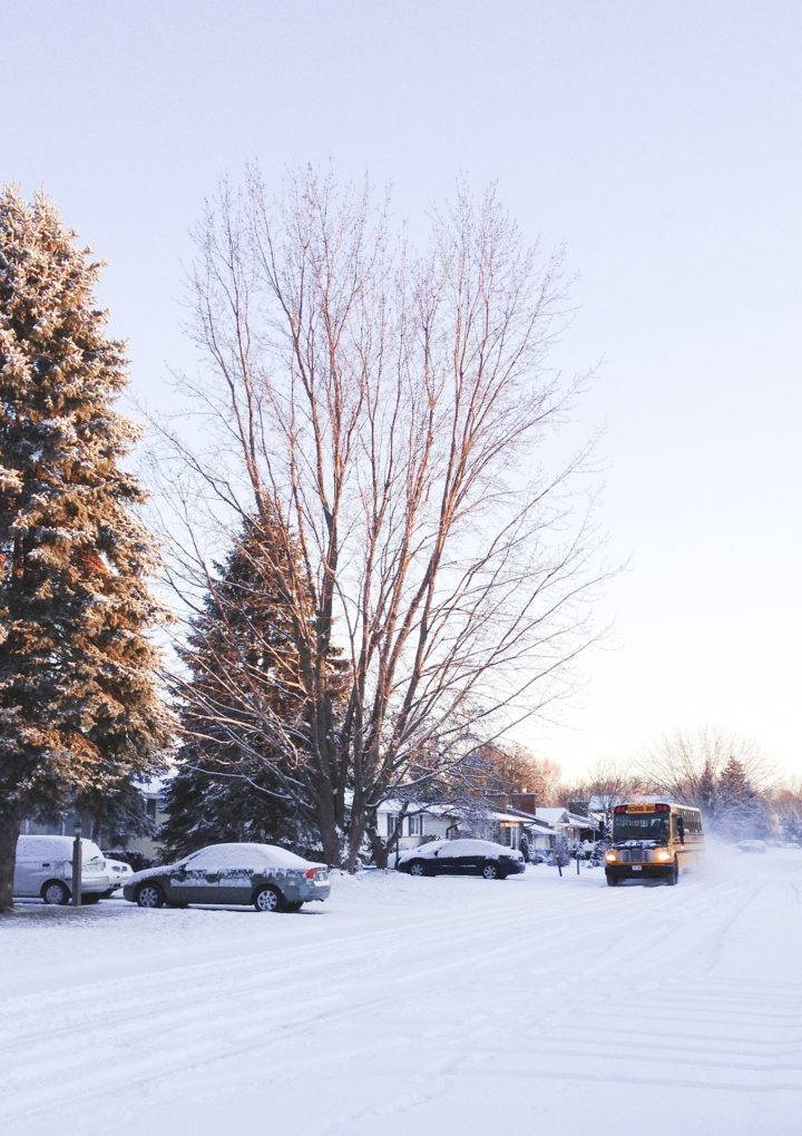 """I Let Ol' Barney Decide."" How Modestow Determines Snow Days at Frontier Regional"