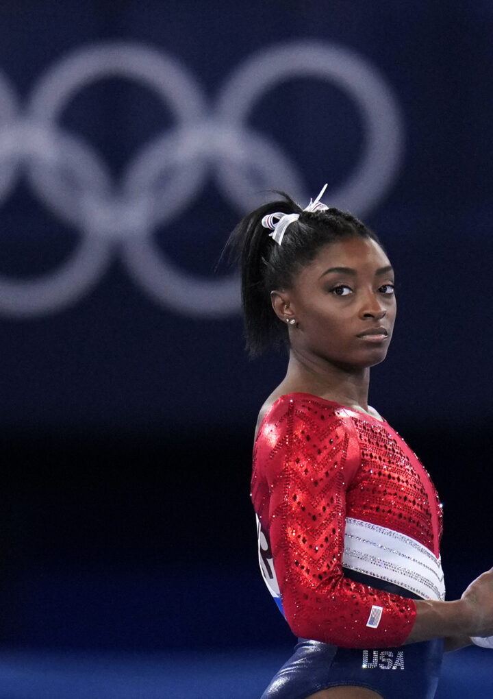 Mental Health in the Olympics