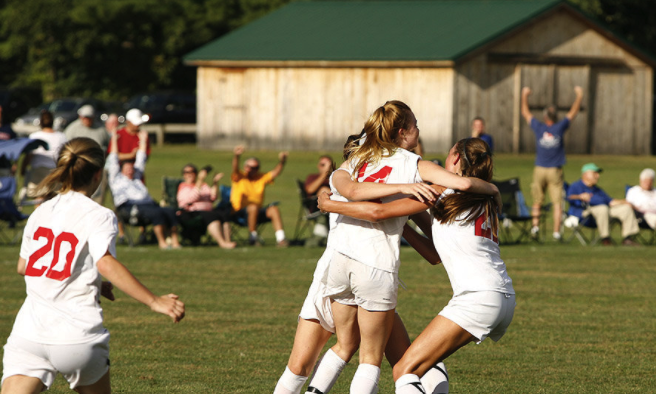 Girls' Soccer: A Team Ready to Make Their Mark