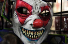 "2016 ""Creepy Clown"" Epidemic"