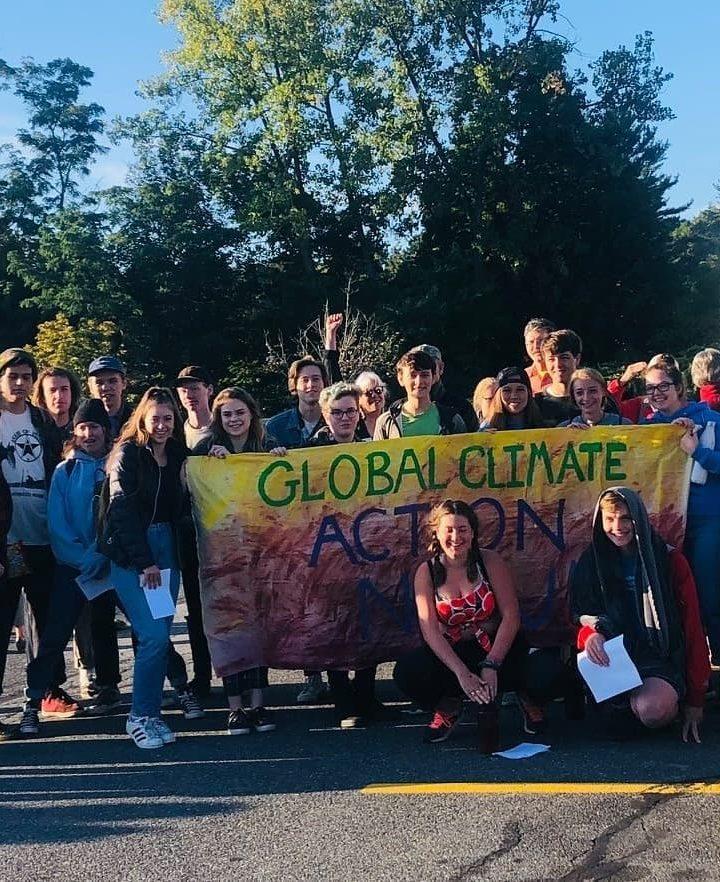 Boston Climate Strike